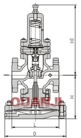 闸板阀结构图及维修